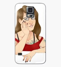 PushingUpRoses Case/Skin for Samsung Galaxy