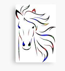 Equine Metal Print