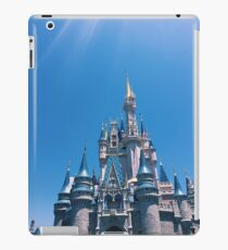 Blue Skies and Castle Views iPad Case/Skin
