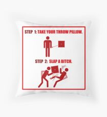 How to use a throw pillow Throw Pillow