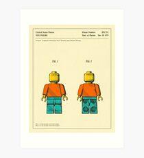 TOY FIGURE (1979) Art Print