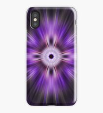 Purple Seer iPhone Case