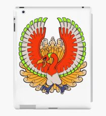 Ho-Oh, the Rainbow Pokemon iPad Case/Skin