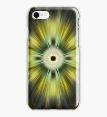 Yellow Seer iPhone Case/Skin