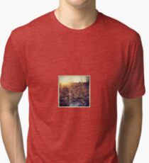 New Beginnings - by momma Tri-blend T-Shirt