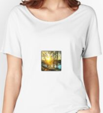 The Journey - by momma Women's Relaxed Fit T-Shirt
