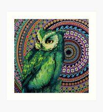 psychedelic Art Print