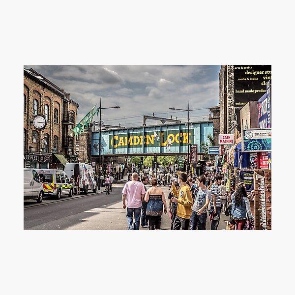 Camden Town Photographic Print