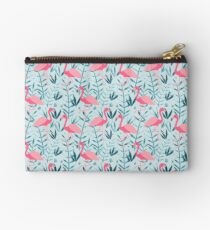 Flamingo fever Studio Pouch