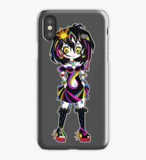 Rainbow Diva by Lolita Tequila iPhone Case/Skin