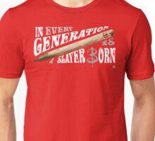 Vampire Slayer motto Unisex T-Shirt