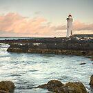 Port Fairy Light House by Paul Tait