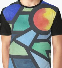 Elemental V Graphic T-Shirt