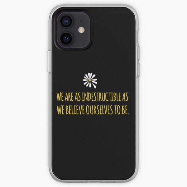 John Green -- Looking For Alaska -- Indestructable iPhone Soft Case
