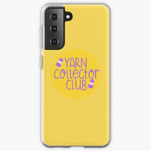 Yarn collector club Samsung Galaxy Soft Case