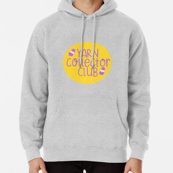 Yarn collector club Pullover Hoodie