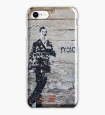 Trololo Man - Graffiti iPhone Case/Skin