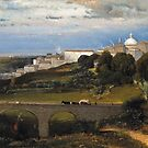 George Inness,  Ariccia,  by MotionAge Media