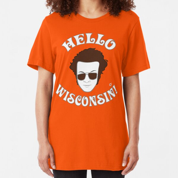 Hyde: ¡Hola, Wisconsin! Camiseta ajustada