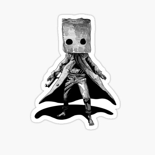 Mono - Little Nightmares 2 Sticker