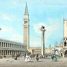 Giovanni Grubacs ()  The Piazzetta San Marco, Venice by MotionAge Media