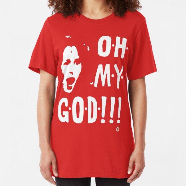 Janice de Friends: ¡Oh ... Dios mío! Camiseta ajustada