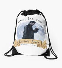 Keep the Prince, I'll take the Pirate - Killian Jones Drawstring Bag