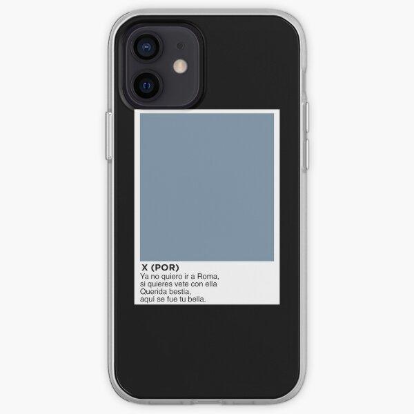Aitana X (POR) Funda blanda para iPhone