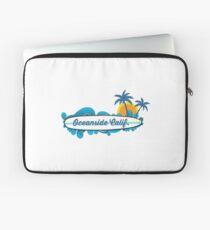 Oceanside - California. Laptop Sleeve