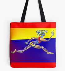 Dance Warrior IV Le Leep Tote Bag