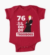 76 bloody trombons One Piece - Short Sleeve