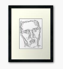 Jimmy Q Framed Print