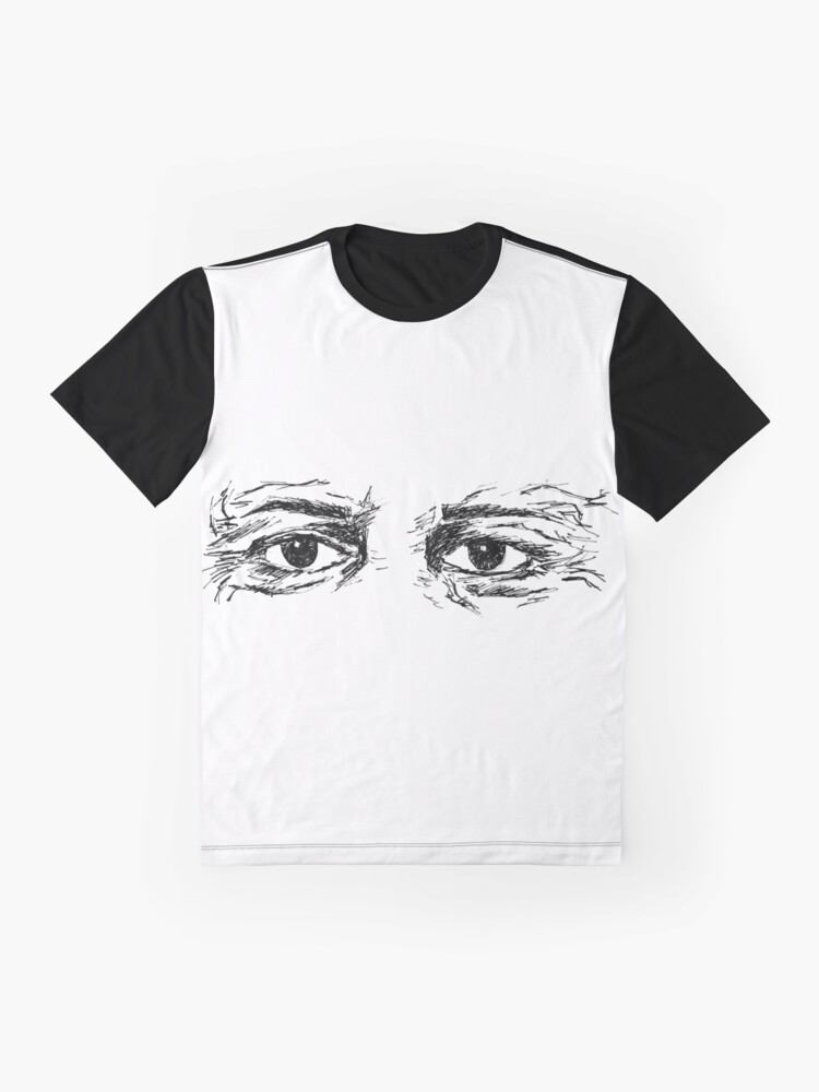 Alternate view of eyes Graphic T-Shirt