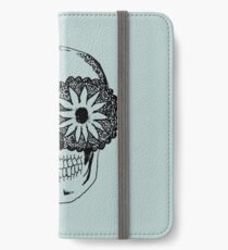 skull iPhone Wallet/Case/Skin