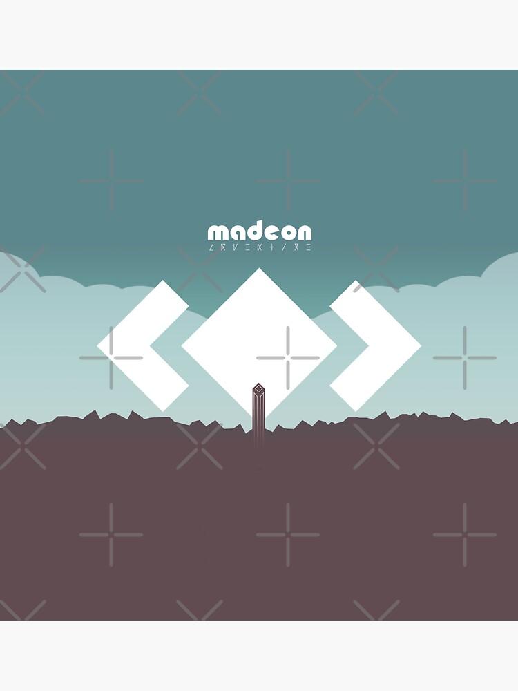 Madeon Logo - Adventure by Leleis