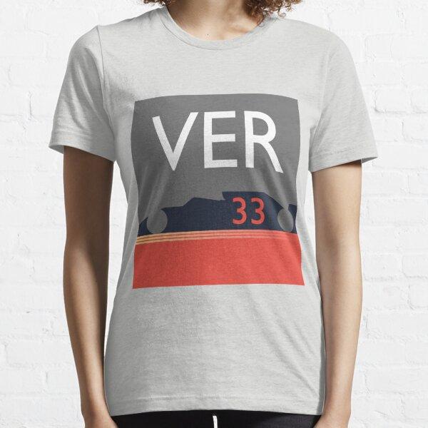 Max Verstappen - Red Bull Racing 2021 Essential T-Shirt