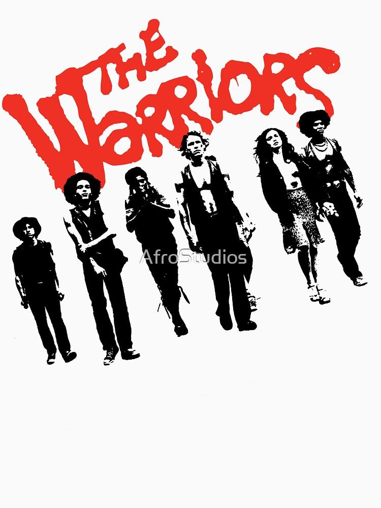 The Warriors   Warriors Gang by AfroStudios