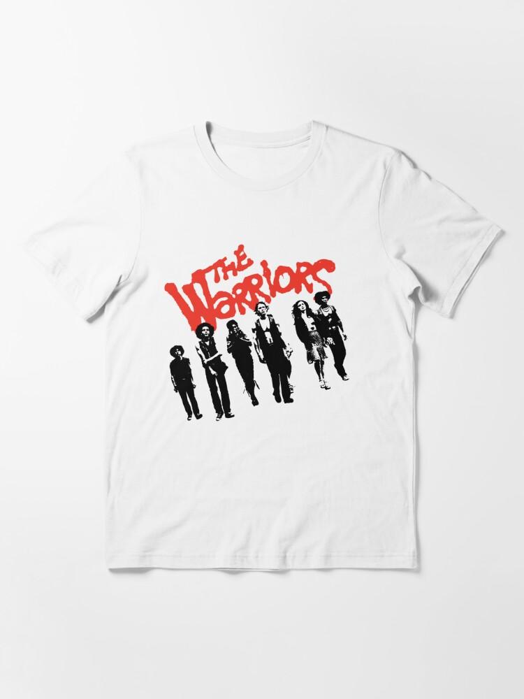 Alternate view of The Warriors   Warriors Gang Essential T-Shirt