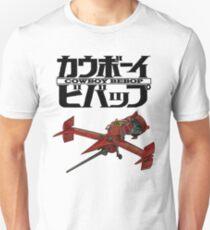 Cowboy Bebop - Logo & Ship T-Shirt