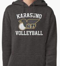 Haikyuu!! / Karasuno Volleyball Tee Pullover Hoodie