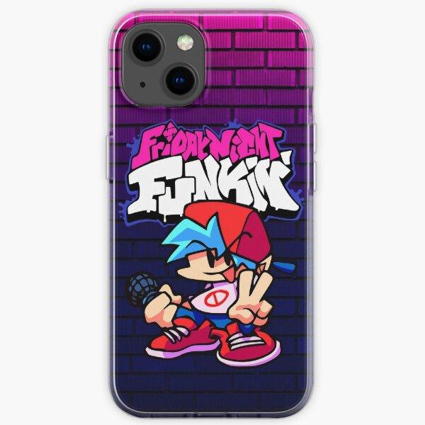 Friday Night Funkin, Boyfriend iPhone Soft Case