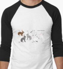 Rabbit Colour Genetics - Saturation Gene T-Shirt
