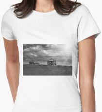 Doll House - BW Women's Fitted T-Shirt