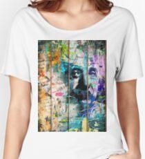 Artistic I - Albert Einstein Women's Relaxed Fit T-Shirt