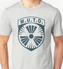 M.U.T.O. Shield see through Unisex T-Shirt