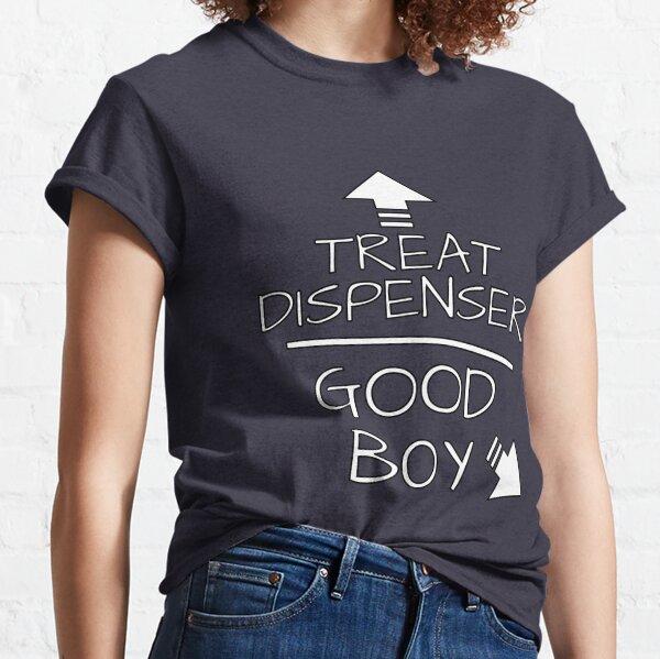 Treat Dispenser & Good Boy Classic T-Shirt