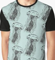 jellyfish Graphic T-Shirt