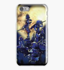 Kingdom Hearts phone case iPhone Case/Skin