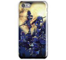 Kingdom Hearts phone case iPhone Case/Skin