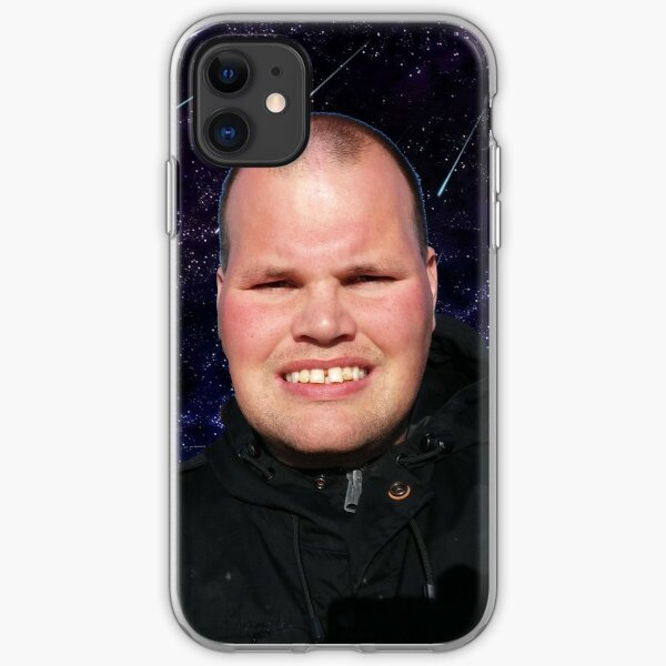 Frankie MacDonald  iPhone Soft Case